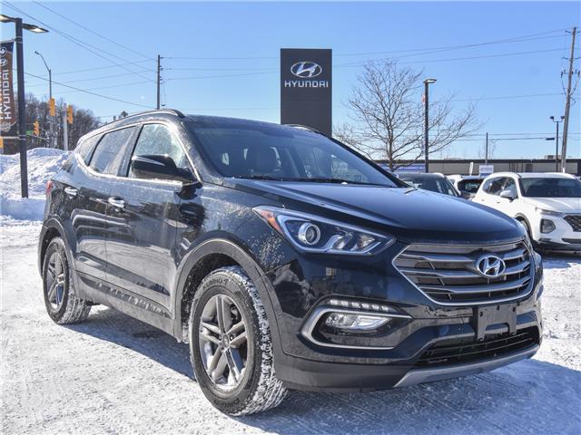 2017 Hyundai Santa Fe Sport 2.4 Luxury (Stk: P3248) in Ottawa - Image 1 of 11