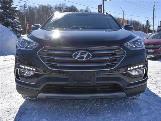 2017 Hyundai Santa Fe Sport 2.4 Luxury (Stk: P3248) in Ottawa - Image 2 of 11