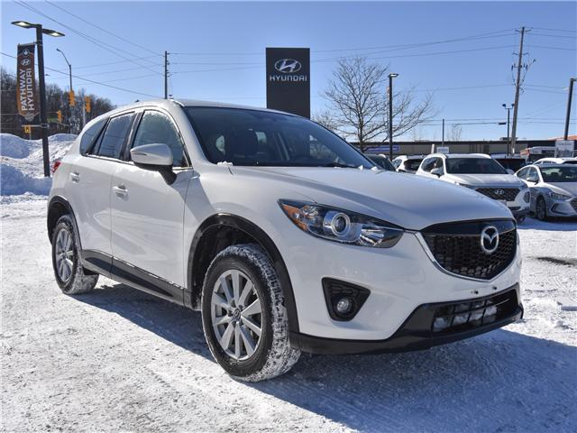 2015 Mazda CX-5 GS (Stk: X1248A) in Ottawa - Image 1 of 11