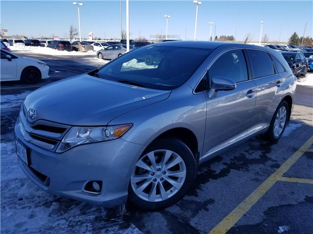 2016 Toyota Venza Base (Stk: 029E1274) in Ottawa - Image 1 of 18