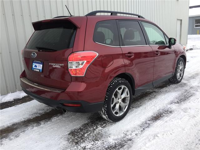 2015 Subaru Forester 2.5i Limited Package (Stk: SUB1875A) in Charlottetown - Image 5 of 30