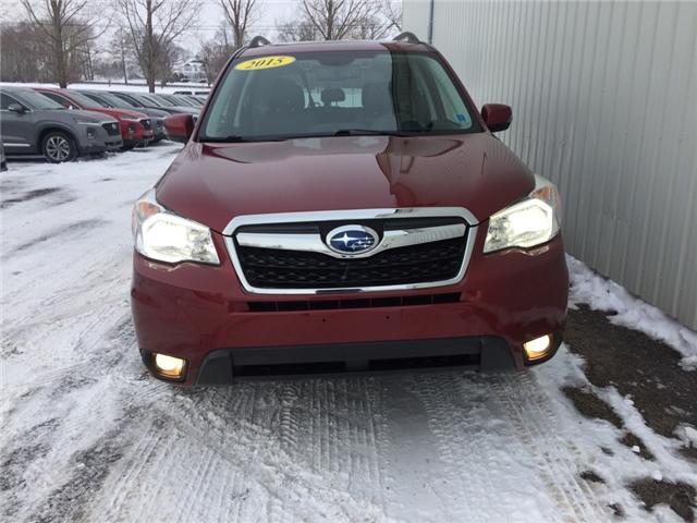 2015 Subaru Forester 2.5i Limited Package (Stk: SUB1875A) in Charlottetown - Image 8 of 30