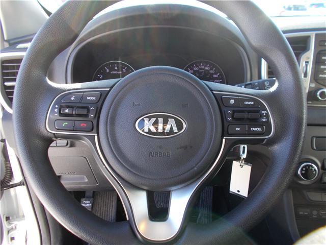 2019 Kia Sportage LX (Stk: B1916) in Prince Albert - Image 8 of 16
