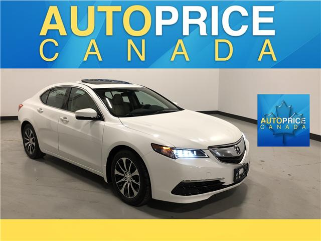 2015 Acura TLX Tech (Stk: F0093) in Mississauga - Image 1 of 27