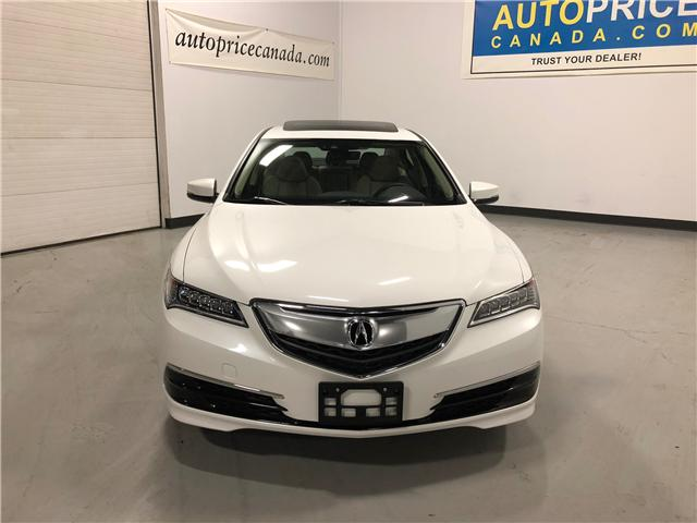 2015 Acura TLX Tech (Stk: F0093) in Mississauga - Image 2 of 27