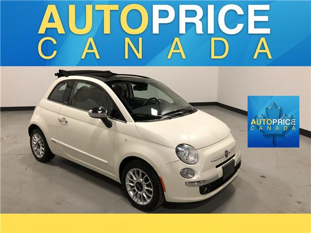2014 Fiat 500C Lounge (Stk: W0102) in Mississauga - Image 1 of 22