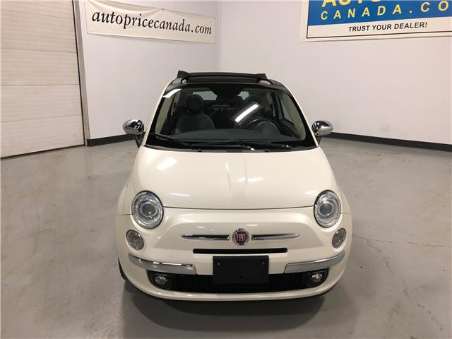 2014 Fiat 500C Lounge (Stk: W0102) in Mississauga - Image 2 of 22