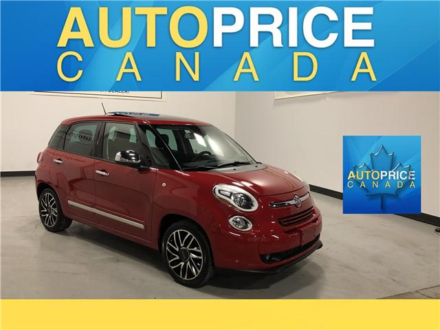 2014 Fiat 500L Lounge (Stk: W0103) in Mississauga - Image 1 of 27