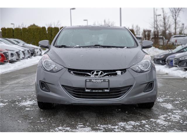 2013 Hyundai Elantra GL (Stk: AH8775) in Abbotsford - Image 2 of 23