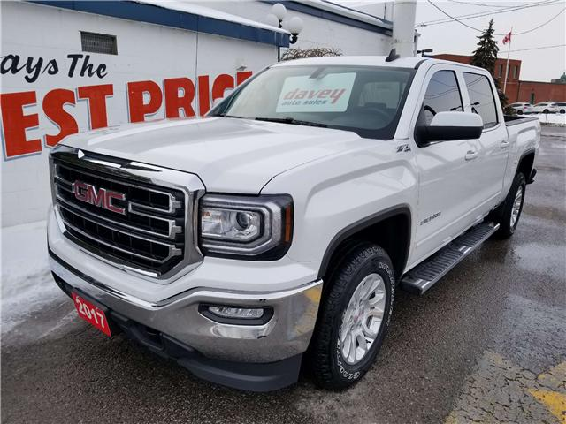 2017 GMC Sierra 1500 SLE (Stk: 19-090) in Oshawa - Image 1 of 14
