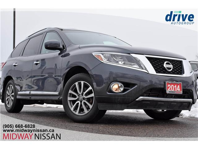 2014 Nissan Pathfinder SL (Stk: JC844108B) in Whitby - Image 1 of 30