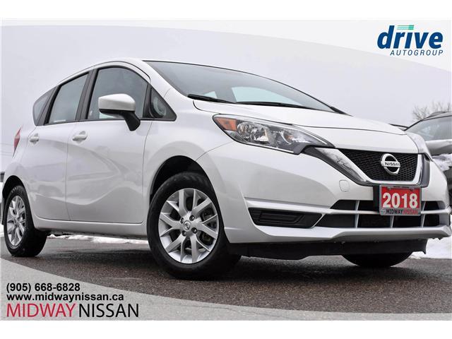 2018 Nissan Versa Note 1.6 SV (Stk: U1614R) in Whitby - Image 1 of 24