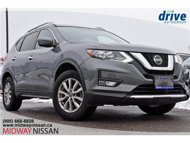 2018 Nissan Rogue SV (Stk: U1599) in Whitby - Image 1 of 26