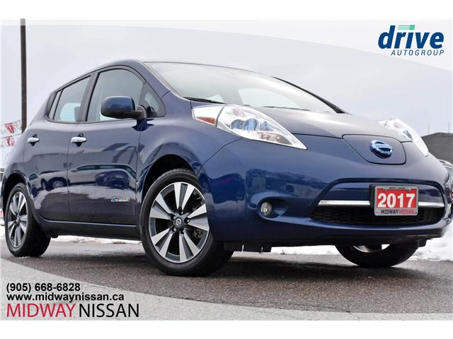 2017 Nissan LEAF SL (Stk: JC794183A) in Whitby - Image 1 of 24