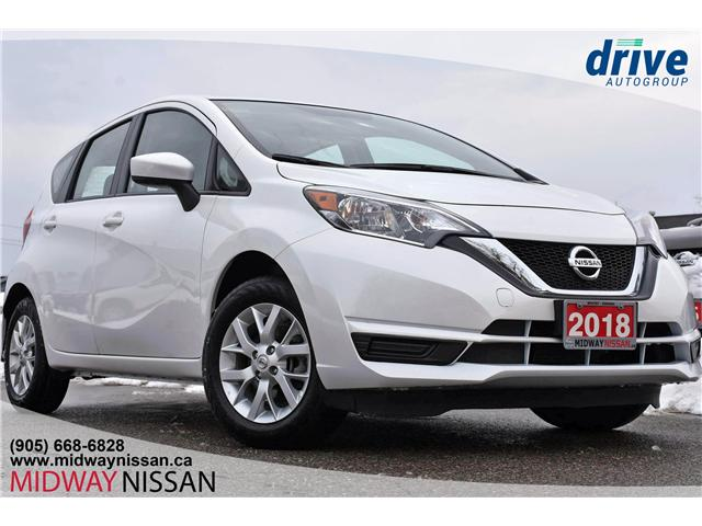 2018 Nissan Versa Note 1.6 SV (Stk: U1610R) in Whitby - Image 1 of 24