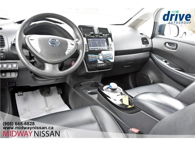 2017 Nissan LEAF SL (Stk: JC794183A) in Whitby - Image 2 of 24