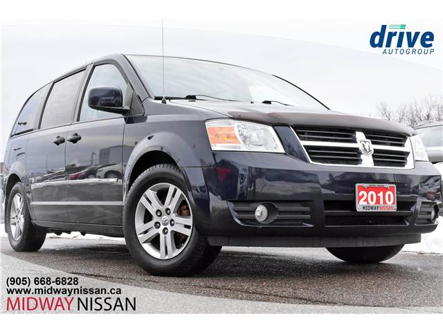2010 Dodge Grand Caravan SE (Stk: KC734209A) in Whitby - Image 1 of 22