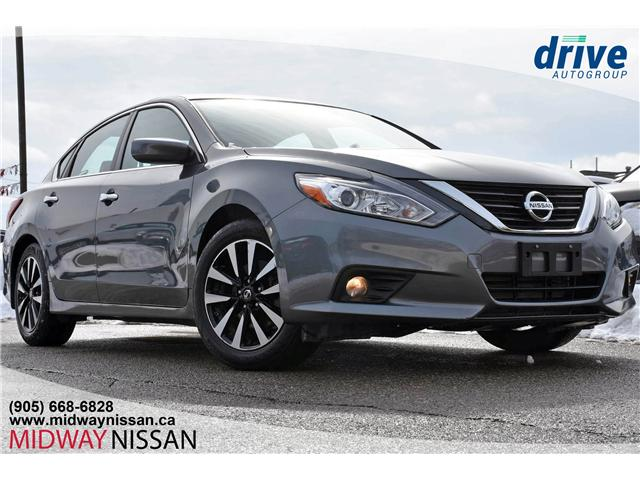 2018 Nissan Altima 2.5 SV (Stk: U1587R) in Whitby - Image 1 of 26