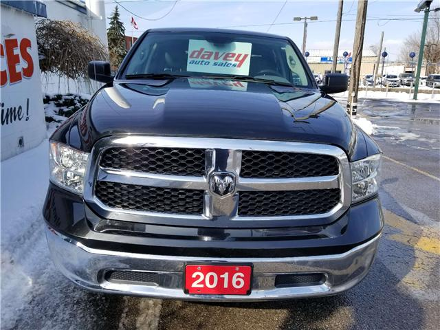 2016 RAM 1500 SLT (Stk: 19-096T) in Oshawa - Image 2 of 14