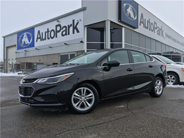 2018 Chevrolet Cruze LT Auto (Stk: 18-58671RJB) in Barrie - Image 1 of 28
