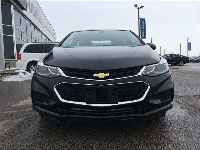 2018 Chevrolet Cruze LT Auto (Stk: 18-58671RJB) in Barrie - Image 2 of 28