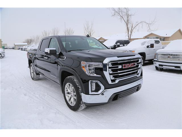 2019 GMC Sierra 1500 SLT (Stk: 171258) in Medicine Hat - Image 1 of 30