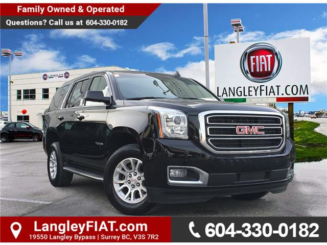 2018 GMC Yukon SLE (Stk: LF009510) in Surrey - Image 1 of 30