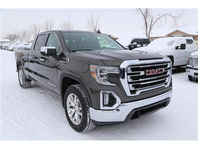 2019 GMC Sierra 1500 SLT (Stk: 172013) in Medicine Hat - Image 1 of 34