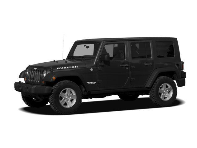2008 Jeep Wrangler Unlimited X (Stk: 19153) in Chatham - Image 1 of 2