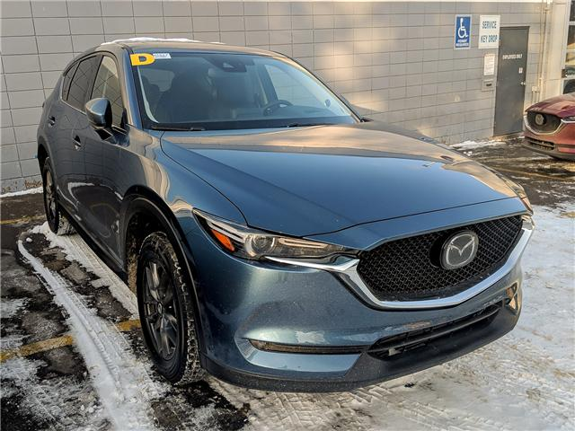 2019 Mazda CX-5 GT w/Turbo (Stk: H1617) in Calgary - Image 1 of 1