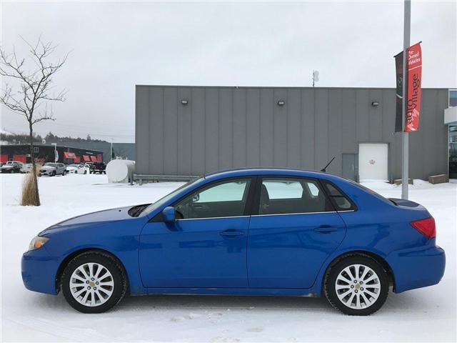 2008 Subaru Impreza 2.5 i (Stk: H426266A) in Saint John - Image 2 of 24