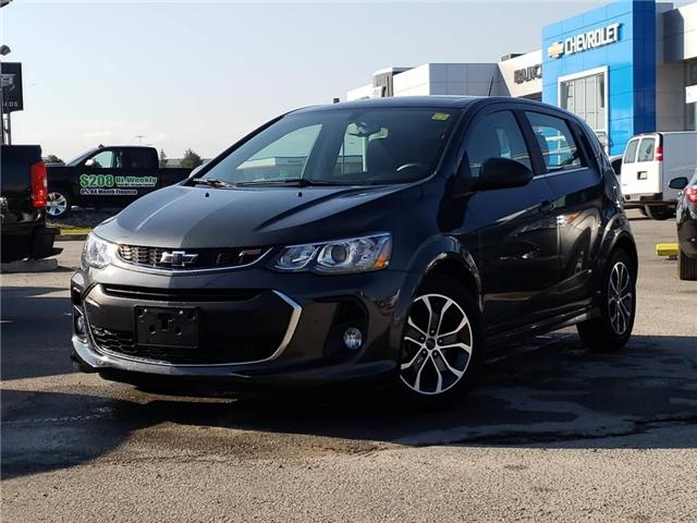 2018 Chevrolet Sonic LT Auto (Stk: N12899) in Newmarket - Image 1 of 30