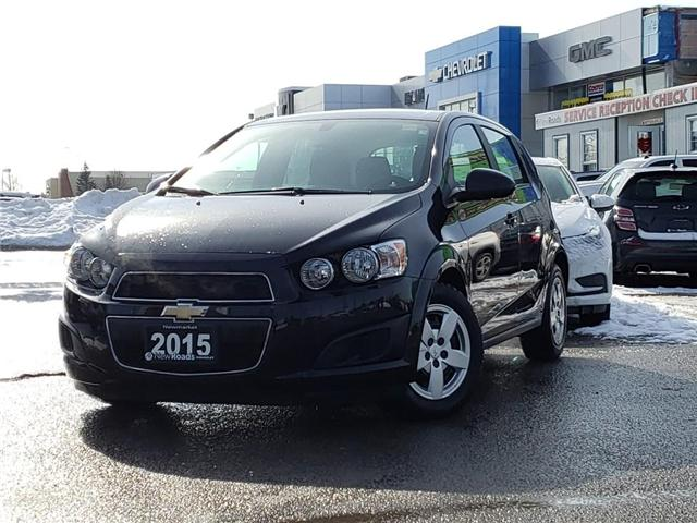 2015 Chevrolet Sonic LS Auto (Stk: B792308A) in Newmarket - Image 1 of 30