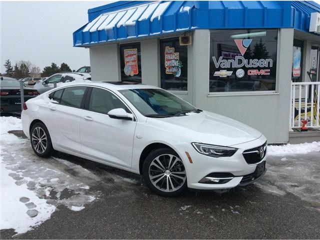 2018 Buick Regal Essence (Stk: B7302) in Ajax - Image 1 of 25