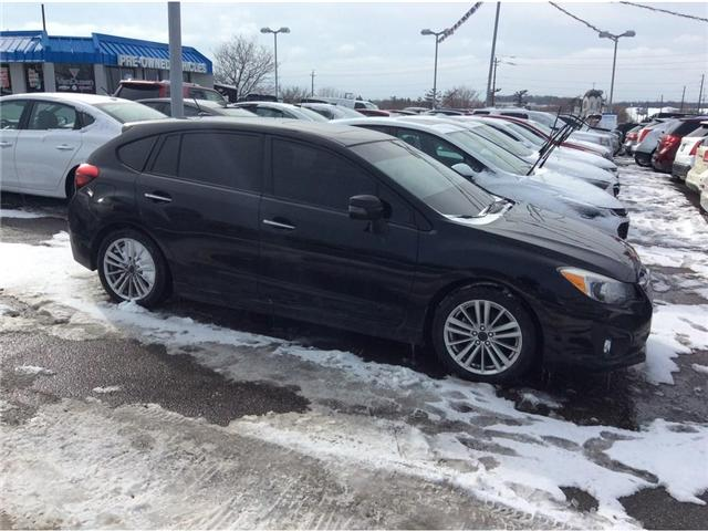 2013 Subaru Impreza 2.0i Limited Package (Stk: B7312) in Ajax - Image 1 of 7