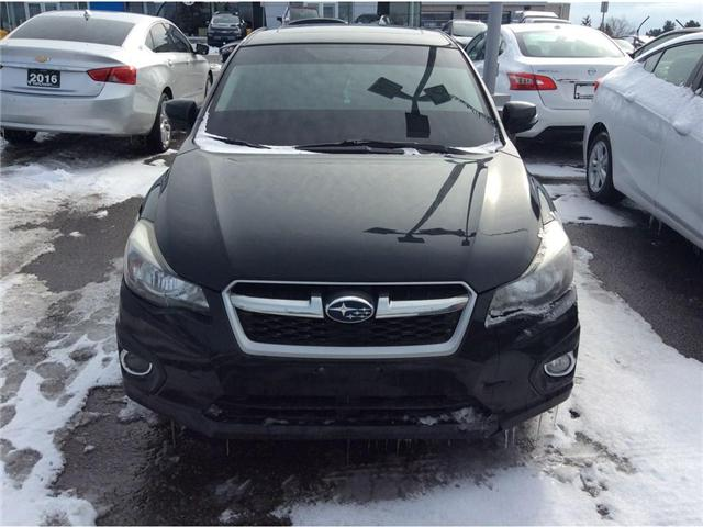 2013 Subaru Impreza 2.0i Limited Package (Stk: B7312) in Ajax - Image 3 of 7