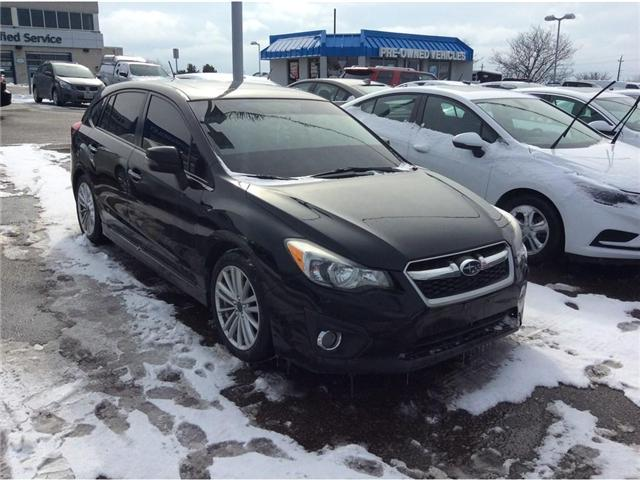 2013 Subaru Impreza 2.0i Limited Package (Stk: B7312) in Ajax - Image 5 of 7