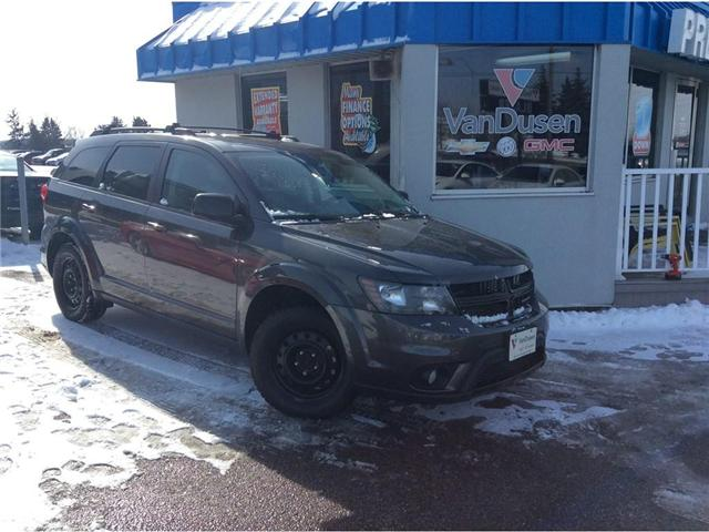 2015 Dodge Journey SXT (Stk: 194433A) in Ajax - Image 1 of 21