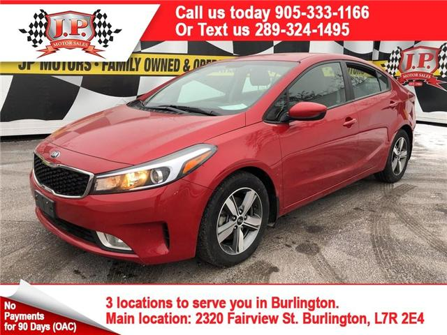2018 Kia Forte LX (Stk: 46134r) in Burlington - Image 1 of 14