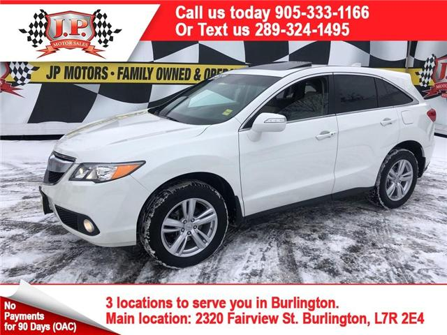 2015 Acura RDX Base (Stk: 46221) in Burlington - Image 1 of 26