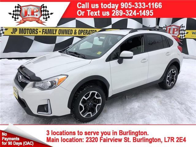2016 Subaru Crosstrek Touring Package (Stk: 46252) in Burlington - Image 1 of 25