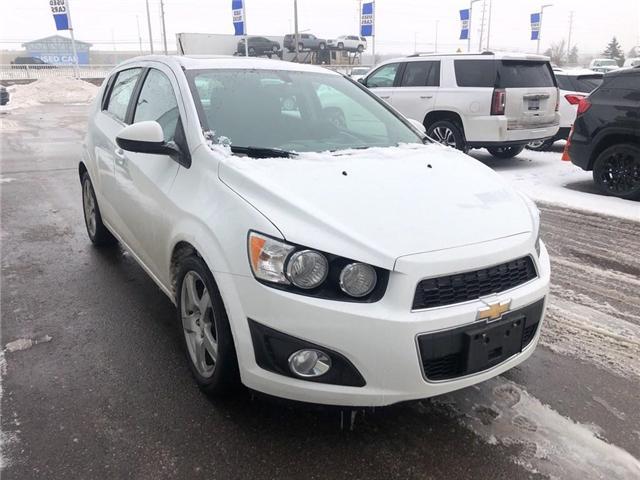 2015 Chevrolet Sonic LT|Sunroof|Remote Start|Heated Seats|Rear cam| (Stk: PL17822) in BRAMPTON - Image 3 of 15