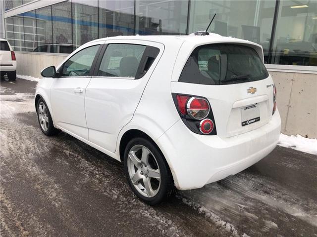 2015 Chevrolet Sonic LT|Sunroof|Remote Start|Heated Seats|Rear cam| (Stk: PL17822) in BRAMPTON - Image 6 of 15