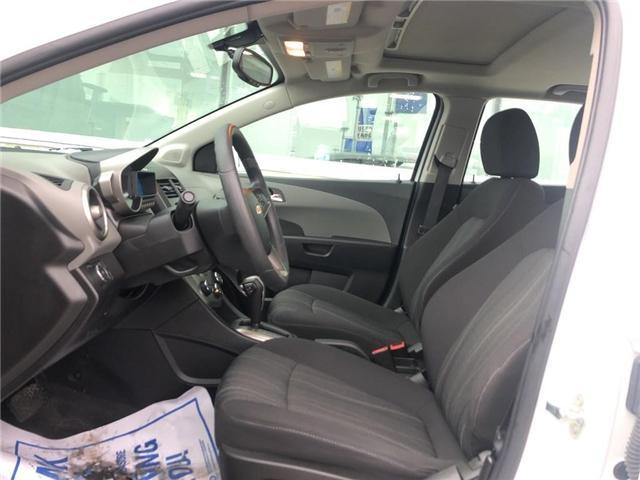 2015 Chevrolet Sonic LT|Sunroof|Remote Start|Heated Seats|Rear cam| (Stk: PL17822) in BRAMPTON - Image 8 of 15