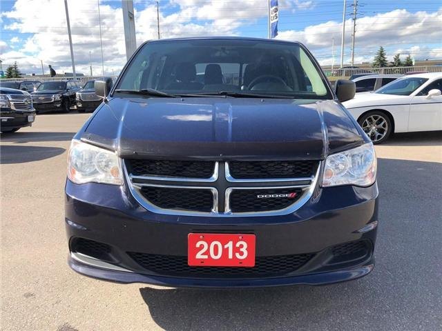 2013 Dodge Grand Caravan Dodge Grand Caravan 4dr Wgn SE (Stk: 350390B) in BRAMPTON - Image 2 of 17
