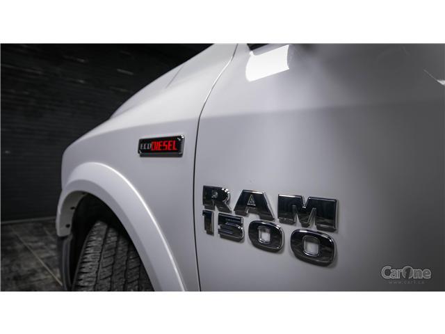 2016 RAM 1500 Laramie (Stk: CJ19-47) in Kingston - Image 29 of 35