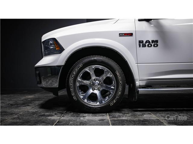 2016 RAM 1500 Laramie (Stk: CJ19-47) in Kingston - Image 32 of 35