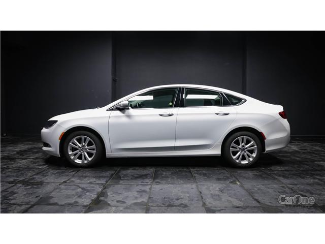 2015 Chrysler 200 Limited (Stk: CT19-9A) in Kingston - Image 1 of 31