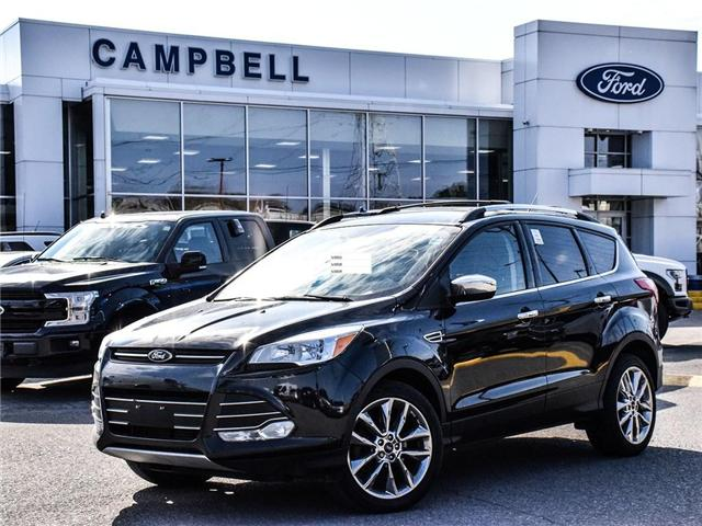 2015 Ford Escape SE AWD-LEATHER-NAV-LOADED (Stk: 944690) in Ottawa - Image 1 of 29
