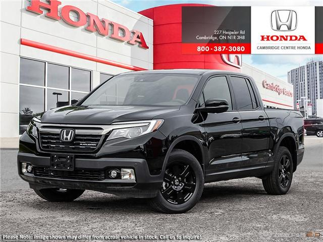 2019 Honda Ridgeline Black Edition (Stk: 19487) in Cambridge - Image 1 of 23